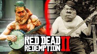 Red Dead Redemption 2 Mysteries - Butcher's Creek and Roanoke Ridge