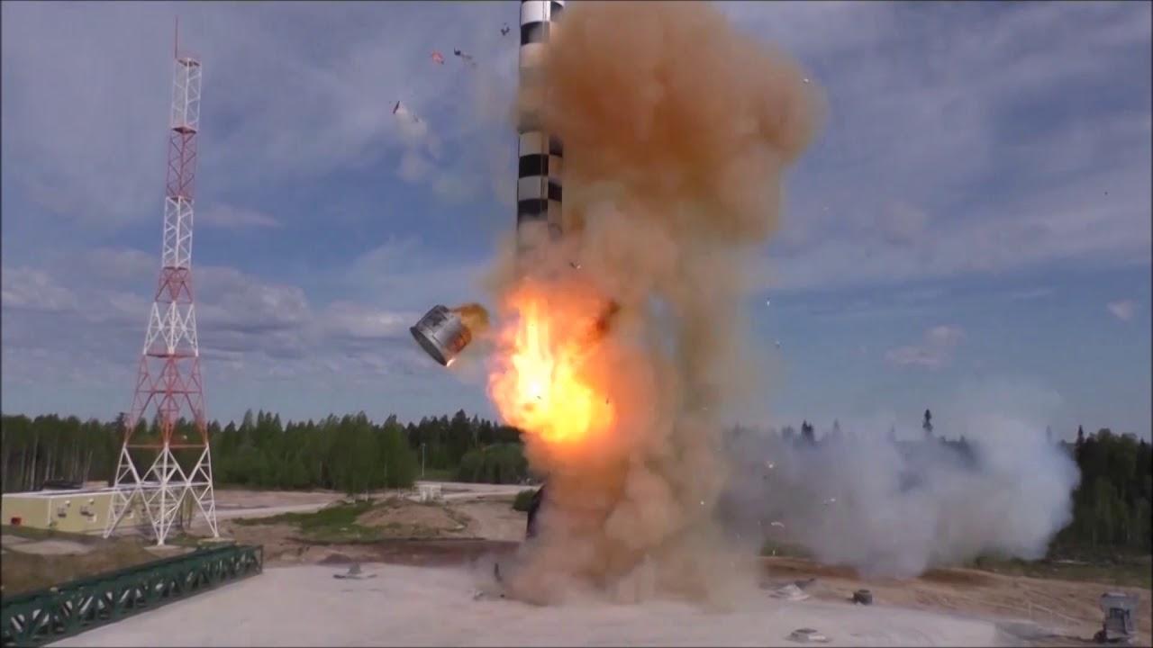 Ракетный комплекс «Сармат»