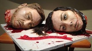 28 Creepy Cakes That Are Eerie Realistic