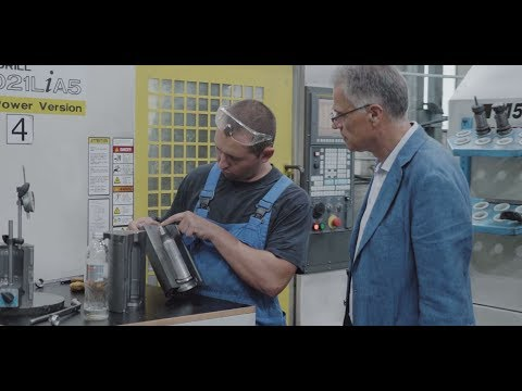 Success Story: Improved production for INHOM-98 with FANUC CNCs and ROBODRILL