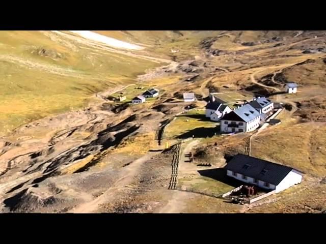 The World of Mining Ridnaun Schneeberg