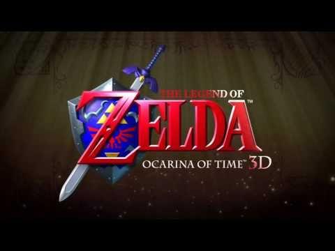 Видео № 1 из игры Legend of Zelda: Ocarina of Time (Б/У) [3DS]