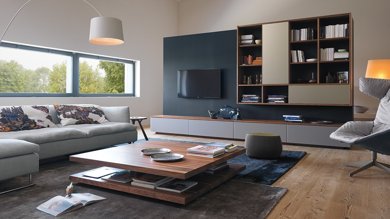 Fernseher Kommode Pure Solid Wood Furniture For Your Living Areas | Team 7