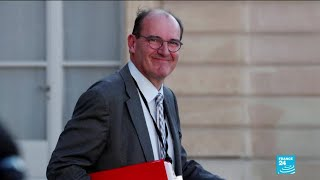 Jean Castex replaces Edouard Philippe as France's Prime Minister