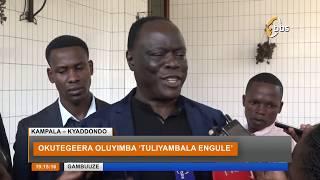 Abasumba Batabukidde Bobi Wine Ku Luyimba Tuliyambala Engule, Kayiwa Amuwagidde