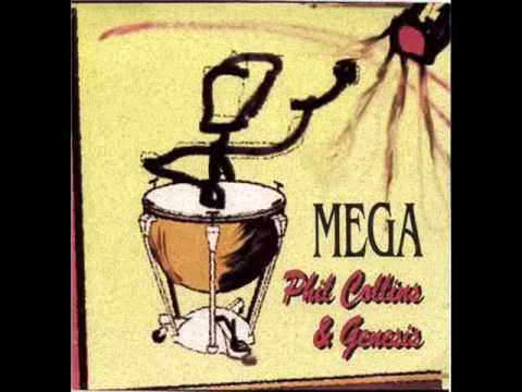 PHIL COLLINS & GENESIS - Mega Mix (TOWEL BOY REMIX)