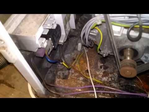 Ремонт стиральной машины Siemens (BOSCH) Shivamat