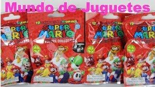 Super Mario Bolsitas Sorpresa*Super Mario Bros|Juegos Wii| Mundo De Jugutes