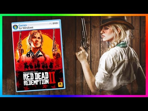 Red Dead Redemption 2 - NEW TRAILER COMING! Story Mode DLC Update, Exclusive Content & MORE! (RDR2)