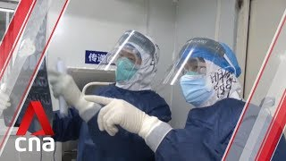 More than 1,700 medical staff infected with COVID-19 in China