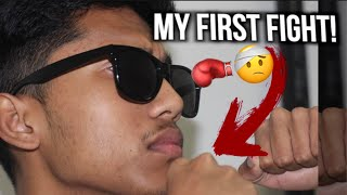 MY FIRST FIGHT! | STORY TIME