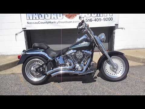 2009 HARLEY-DAVIDSON FLSTF SOFTAIL FAT BOY  *FREE POWERTRAIN WARRANTY*