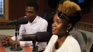 Amantle Brown Radio Interview ( @DumaFM And @RB2)