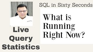 Live Query Statistics - SQL in Sixty Seconds 104