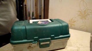Коробка рыболовная три кита 0046-2 8953884