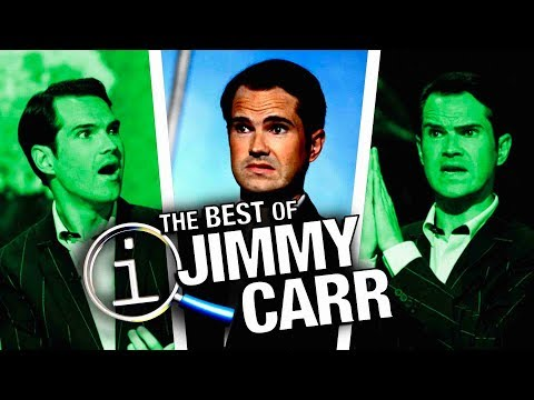 QI | Jimmy Carr's Best Moments
