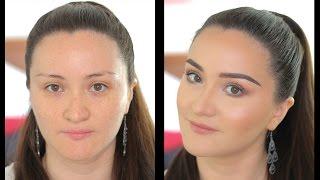 Maquillaje Para Todos Los Dias  Maquillaje Natural  Maquillaje Paso A Paso  <b>Marce</b> DIY