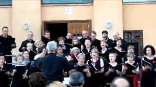 preview picture of video 'El Menú (M. Arregui) por el Orfeón Serrablés'