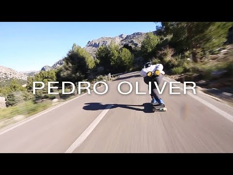 Insane 95kph Mountain Pass Run on with Pedro Oliver
