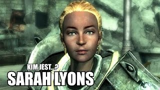 Kim jest... Sarah Lyons