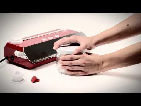 Tre Spade Vakuumpakker hvit - film på YouTube