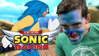 Gotta Come Last - Team Sonic Racing Gameplay