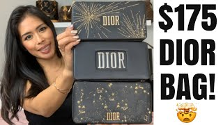 Cheapest Christian Dior Bag! Dior Rouge Couture Beauty Holiday Jewel Lipstick Coffret Review