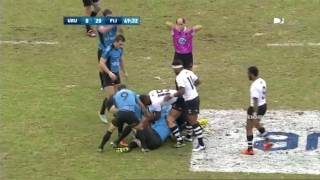 Cyril Reece - Fiji Warriors 15s Rugby Player