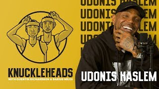 Udonis Haslem Joins Knuckleheads with Quentin Richardson and Darius Miles