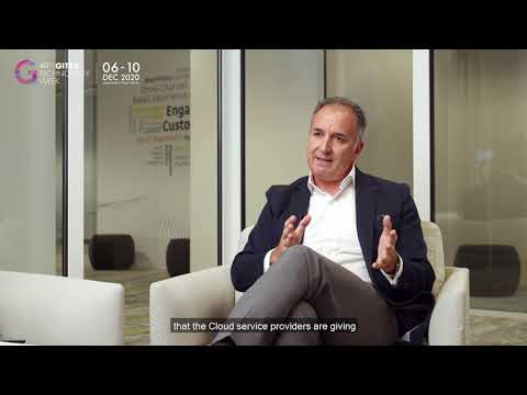 In Conversation with Etisalat's VP, Cloud & Datacenter - Miguel Angel Villalonga