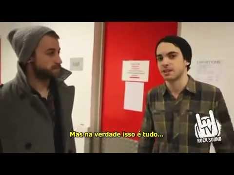 BackStage Tour With Taylor York And Jeremy Davis [LEGENDADO] paramore.com.br