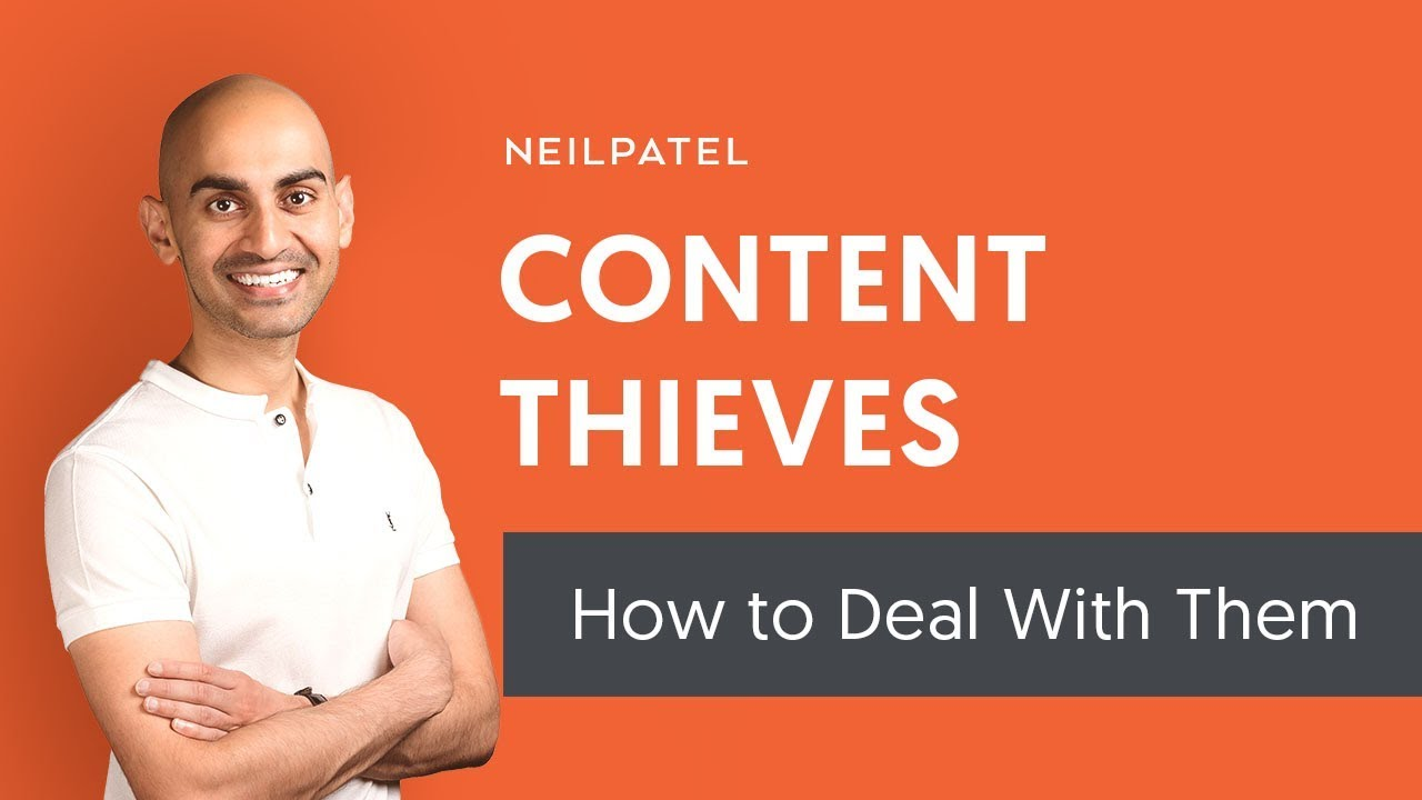 What Should You Do When Someone Steals Your Content?