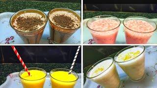different type of milkshake/how to make milkshake/summer special/iftar recipe
