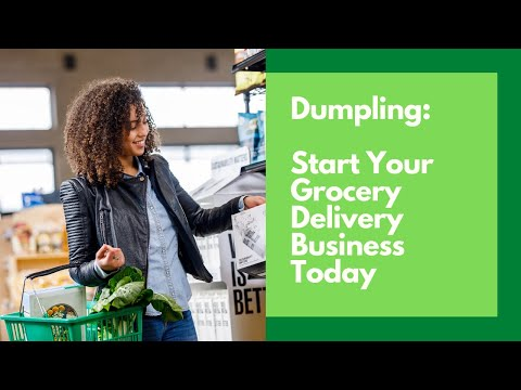 , title : 'Dumpling | Start Your Grocery Delivery Business Today