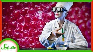 Make Your Own Edible Bubbles! | Spherification