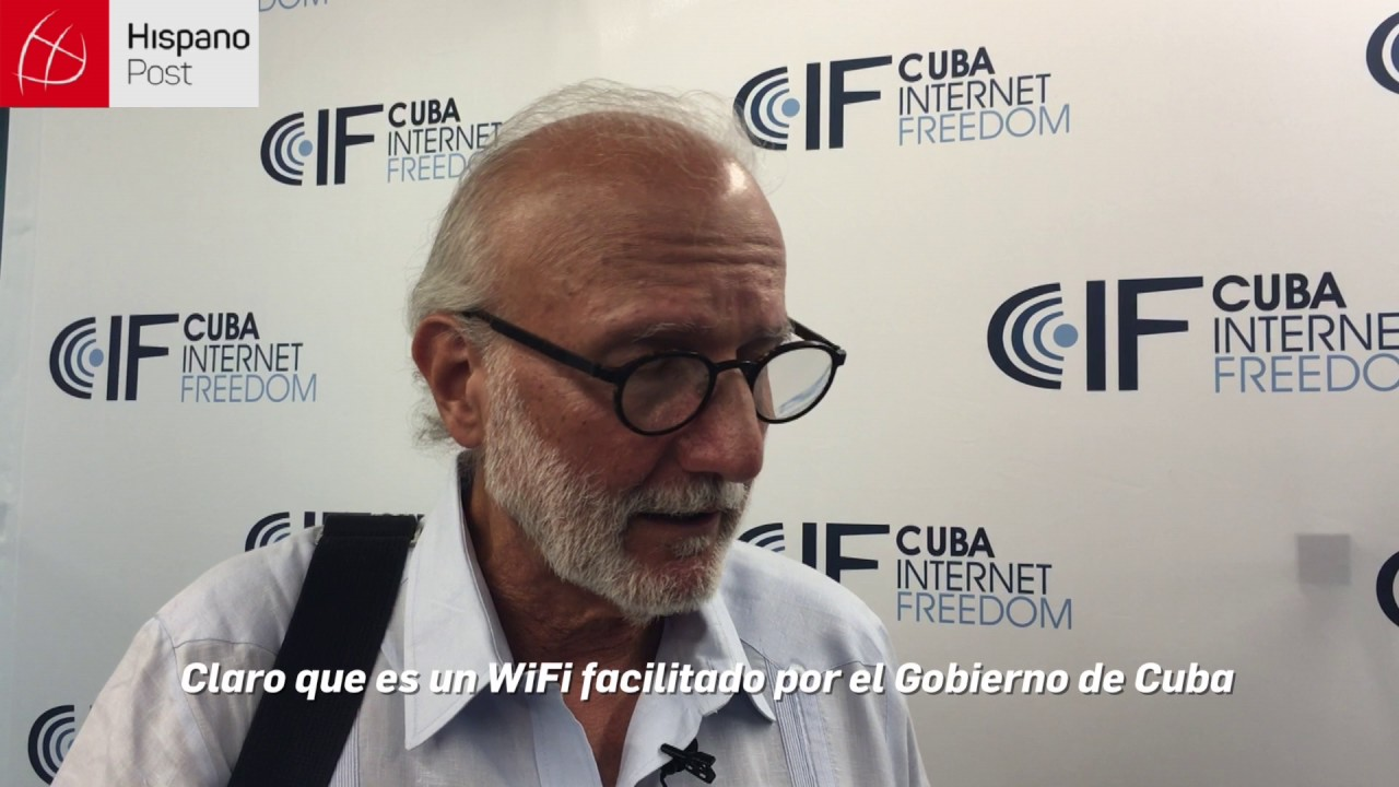 Allan Phillip Gross analiza servicio de internet en Cuba