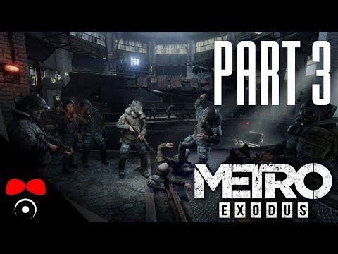 MISTR STEALTHU! | Metro Exodus #3