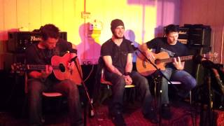 The city ignites 36 Crazyfists cover Rough Divide acoustic.