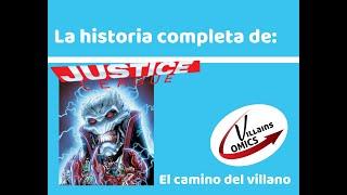 Liga de la Justicia El camino del villano