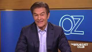 Dr. Oz Discusses Covid Vaccine, Prostate Exams + More