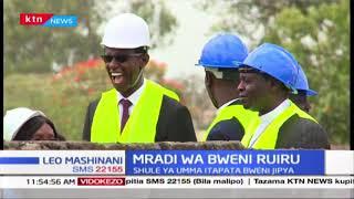 Ujenzi wa mabweni katika shule ya kwanza ya uma eneo la Ruiru yaanza