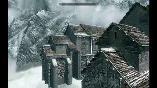 Skyrim TES 5 -По Ту сторону Виндхельма (арена Скайрима,локация Яма)