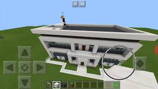 Строим дом в Майнкрафте#3