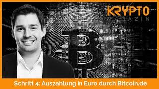 Wie funktioniert Bitcoin-Auszahlung?