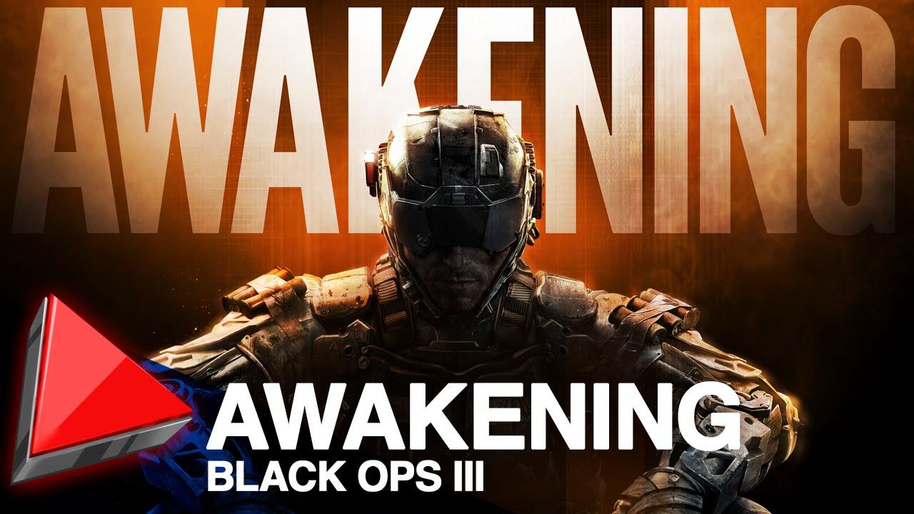Unas notas sobre Call of Duty: Black Ops III Awakening