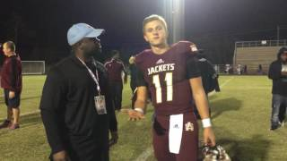 St Augustine vs Niceville Post Game Interview