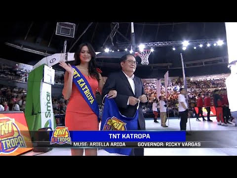 [Sport5]  TNT KaTropa | PBA Season 45 Opening