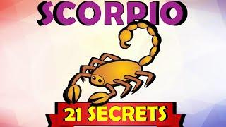 Scorpio Personality Traits (21 SECRETS)
