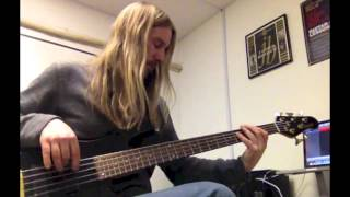 Naive   The Kooks   Bass Cover By Aidan Hampson HD