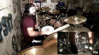 The Dark Eternal Night (Dream Theater Drum Cover) (2017 Sound Upgrade Version!)